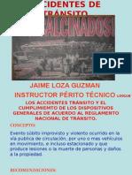 Accidentes de Transito Junio 2009