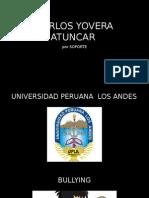 Taller - Carlos Yovera Atuncar