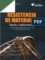 Resistencia de Materiales-eduardo Gamio Arisnagabarreta