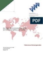 La visión de la economía verde en América Latina y el Caribe