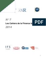 Cahiers de La Finiance islamique