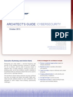 Architects Guide Cybersecurity
