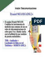 Instruccion Dynatel 965AMS Icono