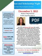 December 2015 LVFA Flyer