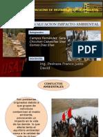 Conflictos Ambientales en El Perú