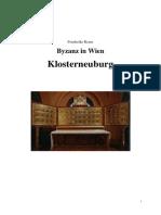 Byzanz in Wien - Klosterneuburg
