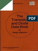 Texas Instruments Transistor Diode DataBook