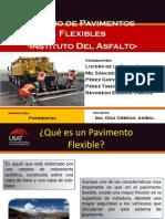 Pavimentos Flexibles Inst. Asf.