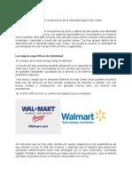 Estructura de identidad Walmart