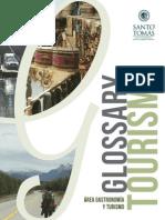 Glossary_Área Turismo y Gastronomía