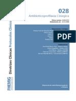 028 Antibioticoprofilaxia Cirurgica 07082014