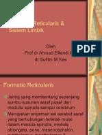 1.Formatio Reticularis & Sistem Limbik