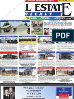 Real Estate Weekly - March 25, 2010