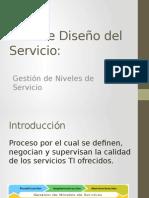 Presentación niveles servicio