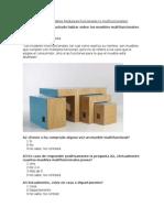 Encuesta Muebles Multifuncionales