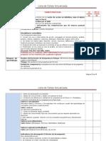 Lista de Cotejo Actualizada_2015