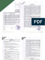 Reglamento Electoral Federación de Colegios de Médicos Veterinarios 2005