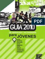 Guía de Servicios y Actividades para Jóvenes 2010