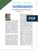 Livro Zacarias Resenha