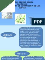 Expo 3 Cotizaciones y Cuotas