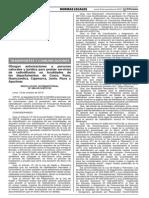2015 11 16 Wanumlvxzhdmjchoueqr Otorgan autorizaciones a personas naturales y jurídica para prestar servicios de radiodifusión en localidades de los departamentos de Cusco, Puno, Huancavelica, Cajamarca, Junín, Piura y Apurímac