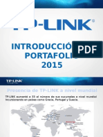 tp- link redes de datos