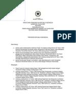 Pp_84-2001_peraturan Pemerintah Nomor 104 Tahun 2000 Tentang Dana Perimbangan