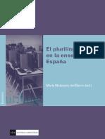 Plurilingüismo en La Enseñanza en España