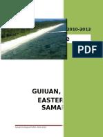 Ecological Profile Guiuan
