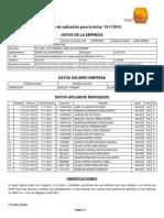 Afiliacion Arl Personal Paro Noviembre 2015 Definitivo