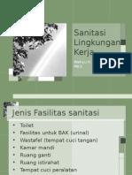 09. Sanitasi Lingkungan Kerja