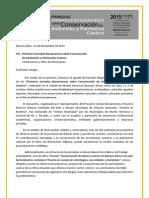 Conclusiones de las Jornadas y Taller sobre Conservación de Dunas