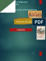 Historia de Los Credos