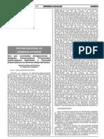 2015 11 16 Wxyhofodgetlagvbiklm Modifican la R.M. N° 262-2015- PCM mediante la cual se autorizó viaje de la Ministra de Relaciones Exteriores a Filipinas