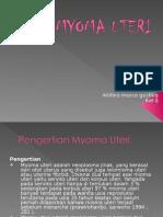 Myoma Uteri