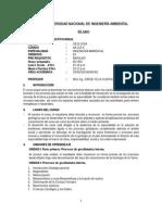 Sílabo Geologia Fia Uni 2015-II
