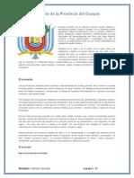 Historia de La Provincia Del Guayas