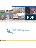 Analysts/ Institutional Investors Presentation [Company Update]