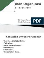 Perubahan Organisasi Dan Manajemen Stress Finis
