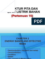 Struktur Pita Dan Sifat Listrik Bahan [2015.10]
