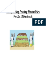 Poultry Wastes, composting