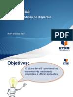 Estatística - Seção 4 - Medidas de Dispersão (1)