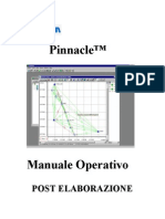 Pinnacle Manuale Italiano