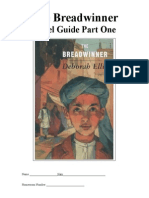 The Breadwinner Novel Guide Part One