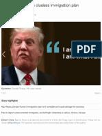 donald trumps clueless immigration plan - cnn com
