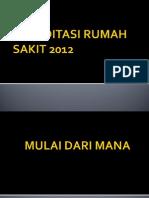 Akreditasi Rumah Sakit 2012