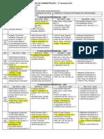 Calendário Cederj Provas 2015_2