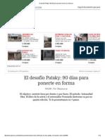 El Desafío Pataky_ 90 Días Para Ponerte en Forma _ Glamour