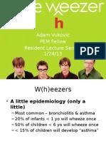 the w h eezer