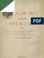 Albumul familiei Cantacuzino  cuprinzînd o alegere de portrete şi documente relative la această familie.pdf